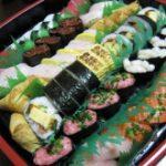 株主総会と宅配美登利寿司