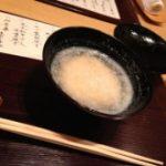 銀座で和食〜大野