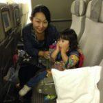 2歳児が国外脱出