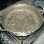 ベトナムで闇鍋