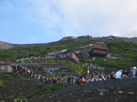初・富士山