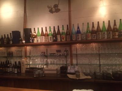 NYで日本酒〜SAKAGURA