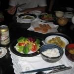 フィリピン出張〜突撃、隣の晩御飯