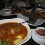 フィリピン出張〜フィリピン料理