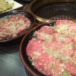 LAで焼肉〜すた丼からのMANPUKU