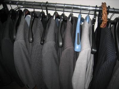 毎日勝負スーツ