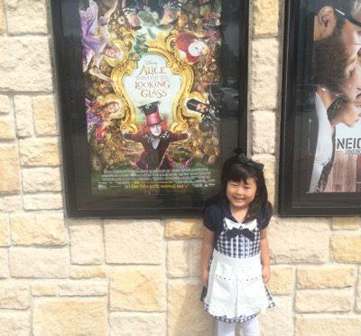 アリスとハリウッド映画