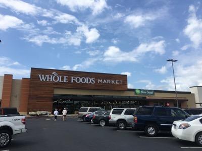 Whole Foods(ホールフーズ)がうま高い