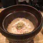 雪が谷大塚の小料理屋〜毛蟹の土鍋飯