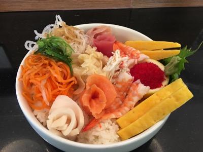 なんちゃって日本食