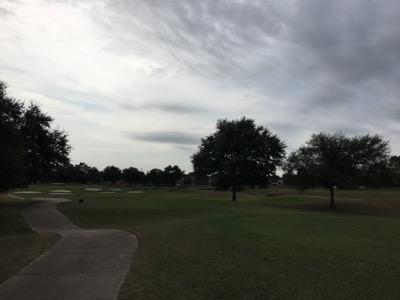 朝活ゴルフ