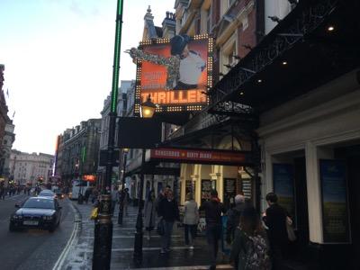 キング・オブ・ポップを偲ぶ〜Thriller Live in London