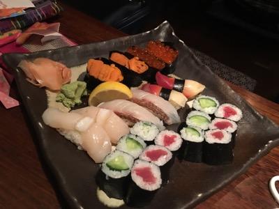 ダラスで和食〜Sushi Sake