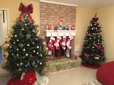 クリスマスツリー&デコレーション2016