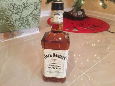 ハニー風味〜Jack Daniel Tennessee Honey