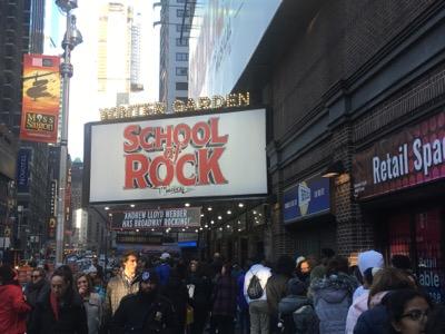 School of Rock〜ミュージカル観劇メモ