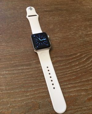 活動量計としてApple Watchゲット