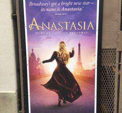 ANASTASIA(アナスタシア)〜ミュージカル観劇メモ