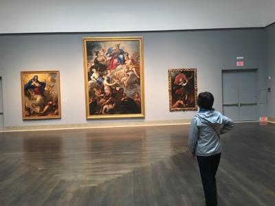 ヒューストン美術館チラ見