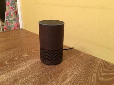 お茶の間にアレクサ〜Amazon Echo