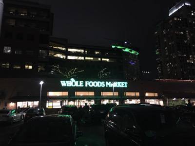 オースティンでWhole Foods一号店へ