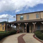 ヒューストン郊外散歩〜ローゼンバーグ鉄道博物館
