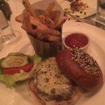 ステーキハウスでバーガー体験〜Capital Grill
