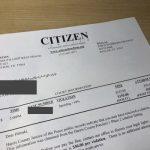 米国でスピード違反(2)