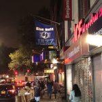 NYでJAZZ気分〜Blue Note Jazz Club NY