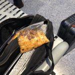TSAとの攻防〜それ僕の朝御飯