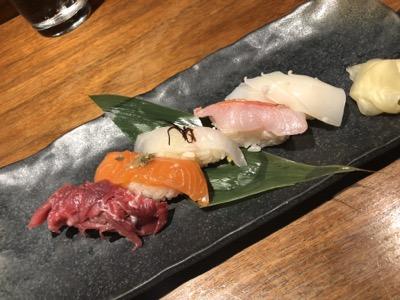 NYで素敵和食コース〜JUKAI