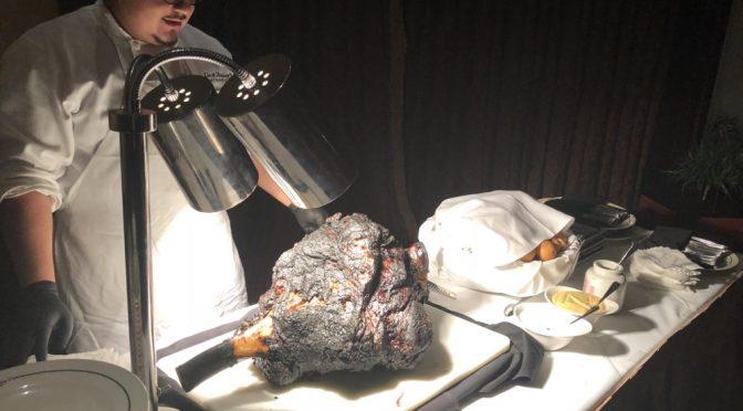 ヒューストンで塊肉に遭遇〜Vic & Anthony's Steakhouse