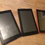 激安だったKindle Fire 7タブレットを購入