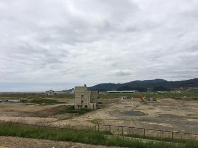 陸前高田市の今