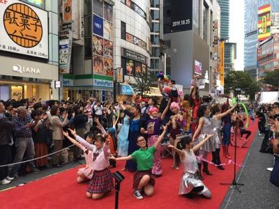 アウトオブザシアター@渋谷