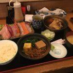 大岡山の贅沢ランチ〜漁師料理九絵