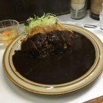 漆黒のカツカレー〜キッチン南海