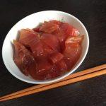 メバチマグロ丼祭り〜おうち飯