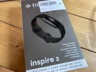 Fitbit Inspire 2を導入〜1万歩生活