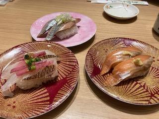 札幌の回転寿司トップは・・なごやか亭