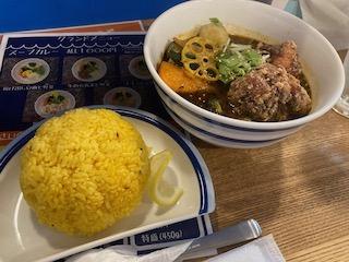 札幌スープカレー〜NAVY'S