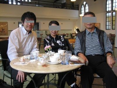 神戸の父と母と