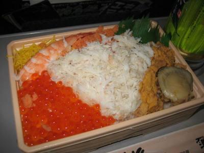 北海道っぽいお弁当
